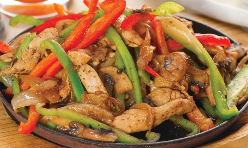 Chicken Fajitas Recipe - CAbi Blog