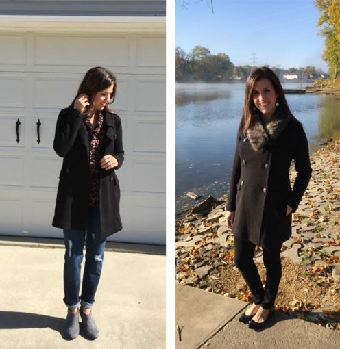 4eabdce21 Fall Guide  9-to-5 Blouse and Twist Scarf