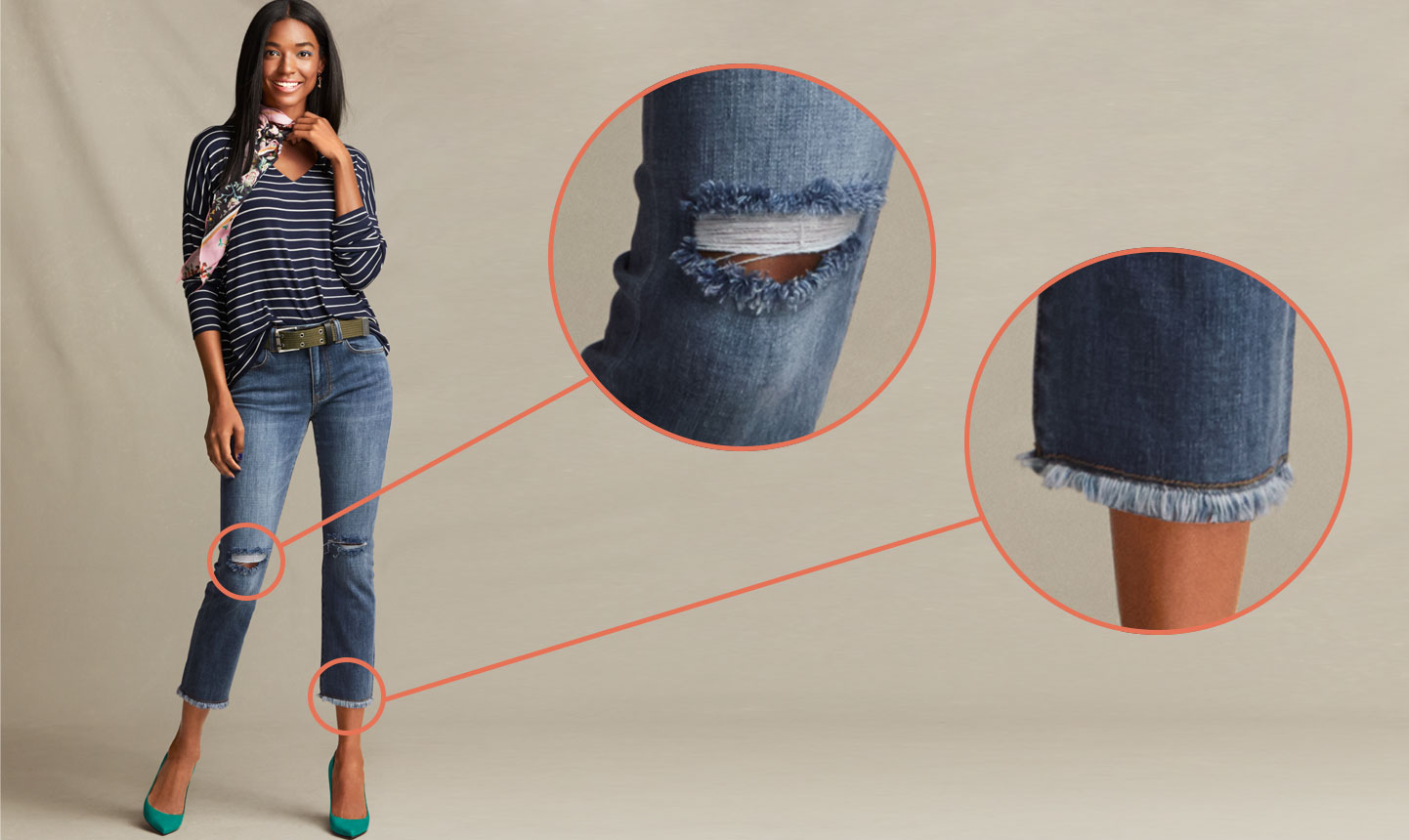 0154c3b162 distressed to impress  how to distress your jeans