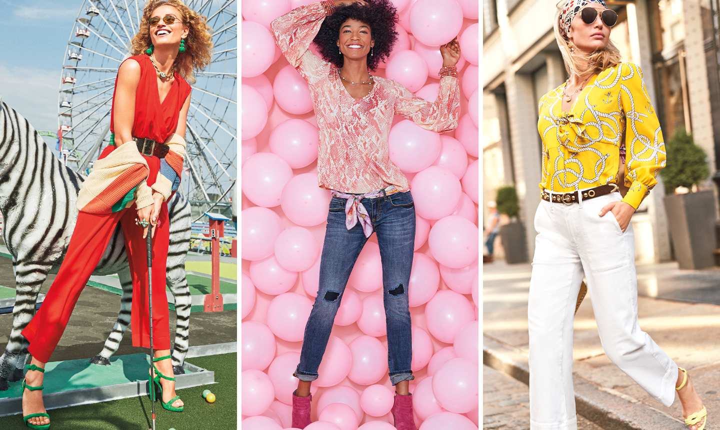 spring 2020 fashion trends - cabi Spring 2020 Collection