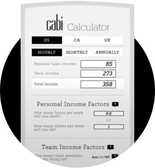 cabi calculator