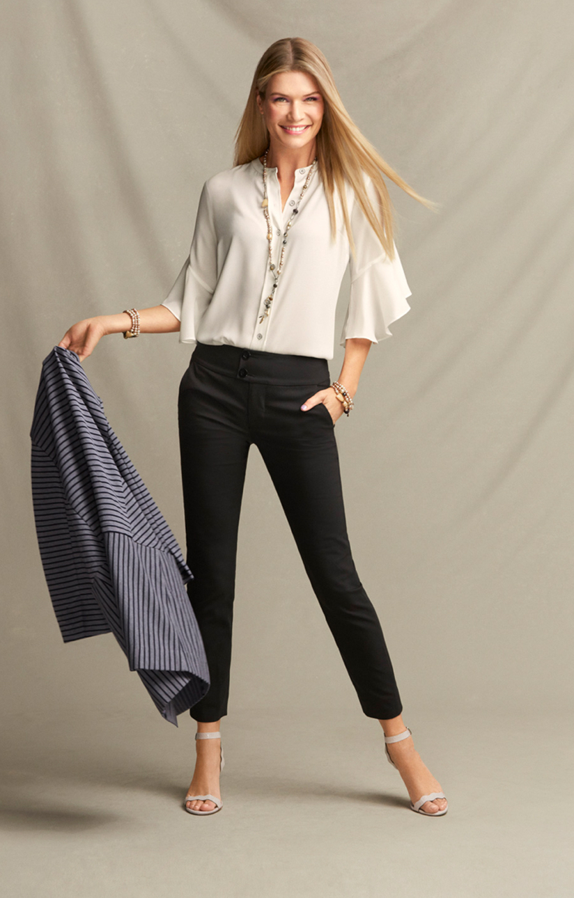 201ac2a88a6ec Stylish Women's Work Outfit Ideas | Cabi Clothing