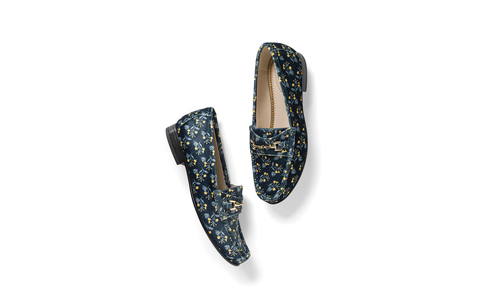The Velvet Carnaby Loafer - cabi Fall Clothing Collection
